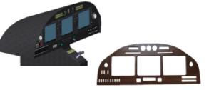 EADCO Cockpit Panel